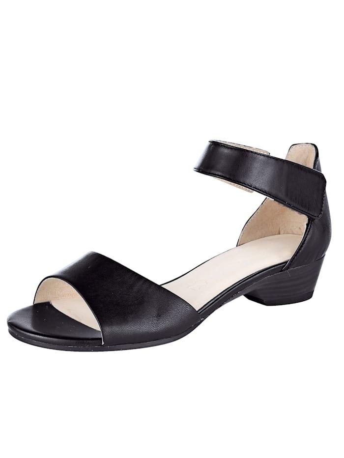Sandaaltje Caprice Zwart