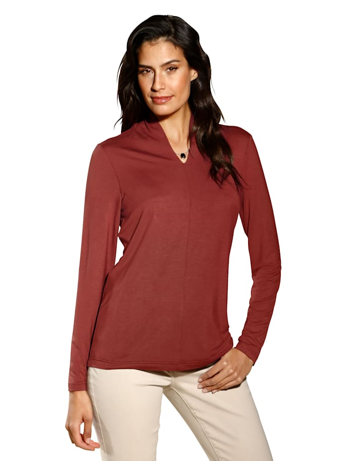Shirt AMY VERMONT Roest