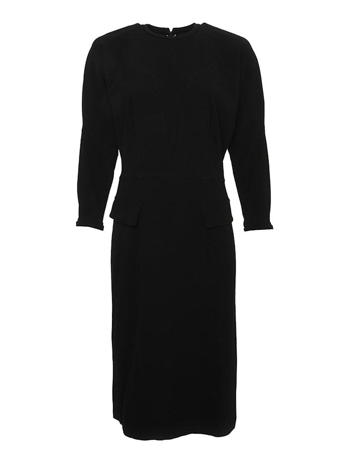 madam-t - Alltagskleid Kleid Vinchensa  schwarz