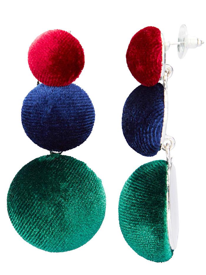 albamoda.de, Ohrstecker multicolor