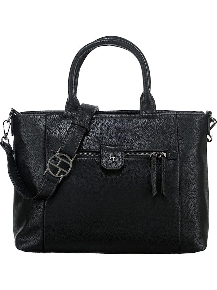 tom tailor - Bella Business Bag Handtasche  schwarz