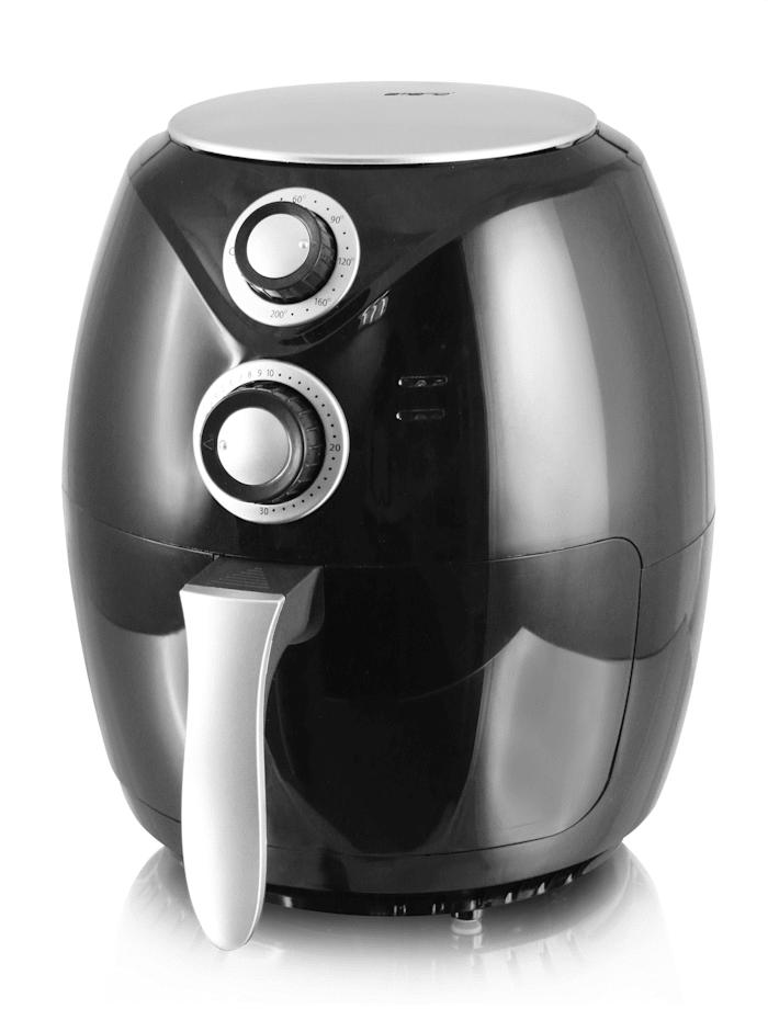 3,6L Heißluftfritteuse AF-112828 Emerio schwarz
