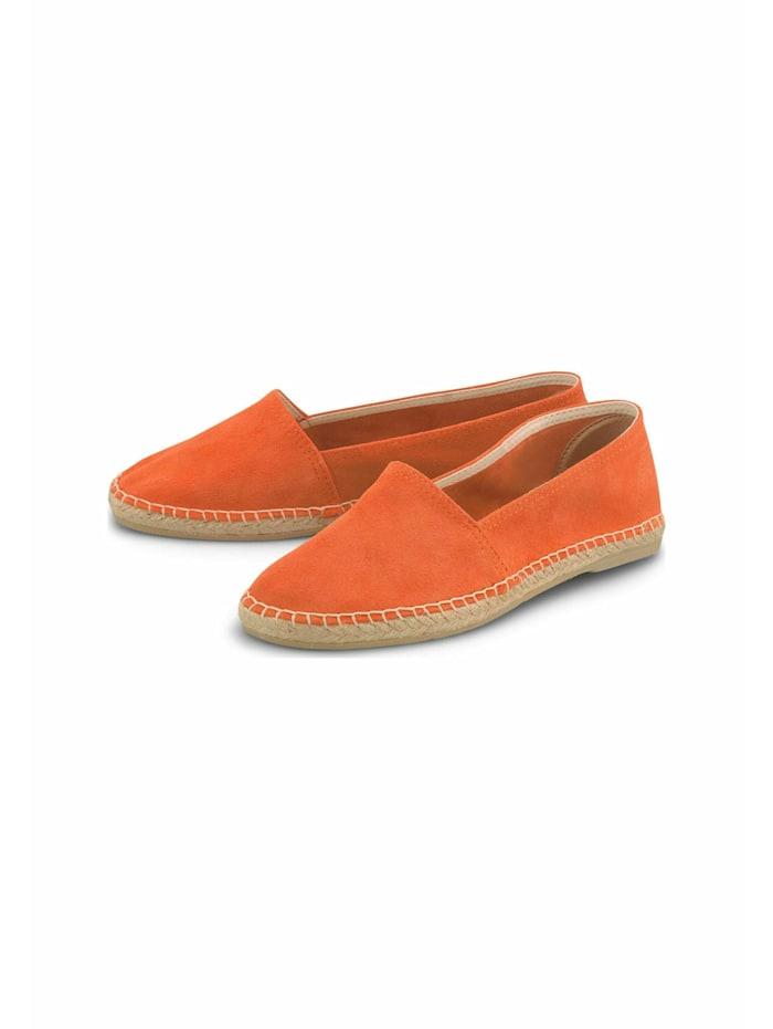cox - Espadrilles Trend-Espadrille  orange