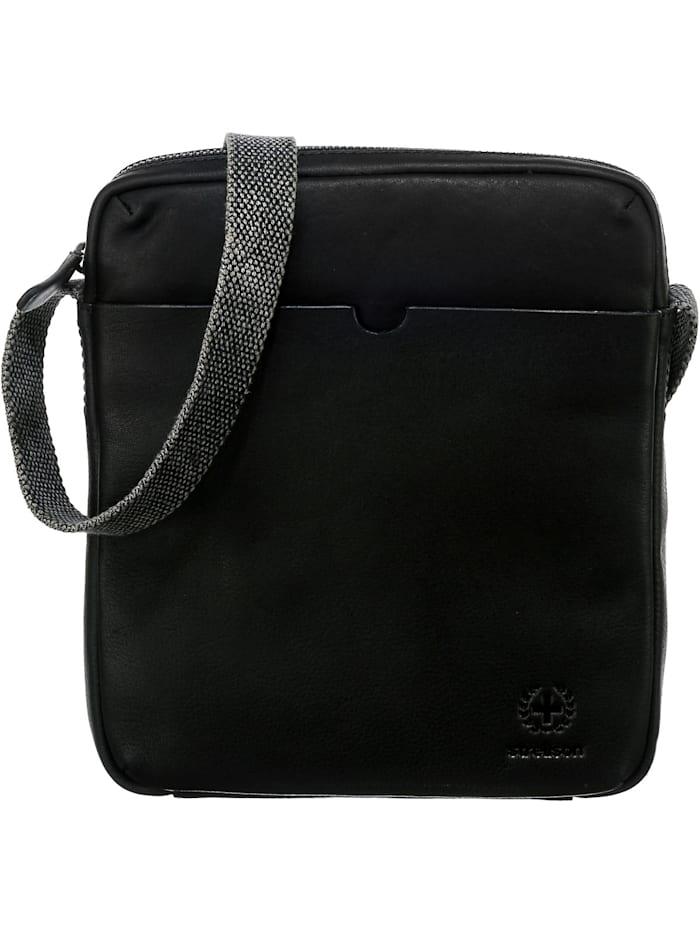 strellson - Bond Street Shoulderbag Xsvz Umhängetasche  schwarz