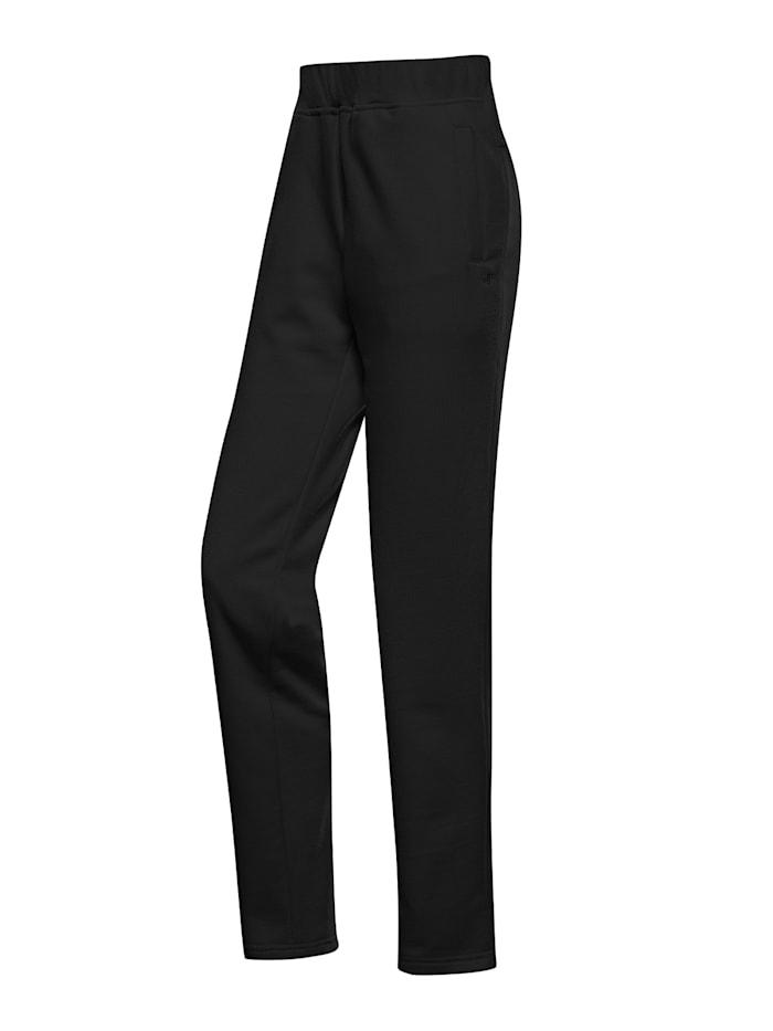 joy sportswear - Freizeithose REBECCA  black