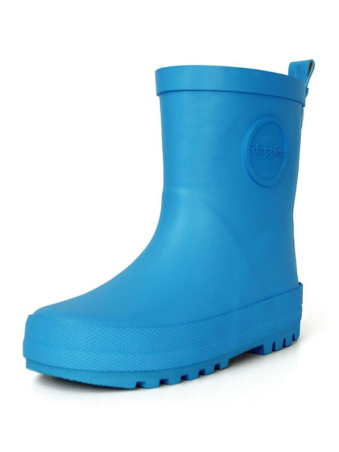 druppies - Regenstiefel Adventure Stiefel  helderblauw