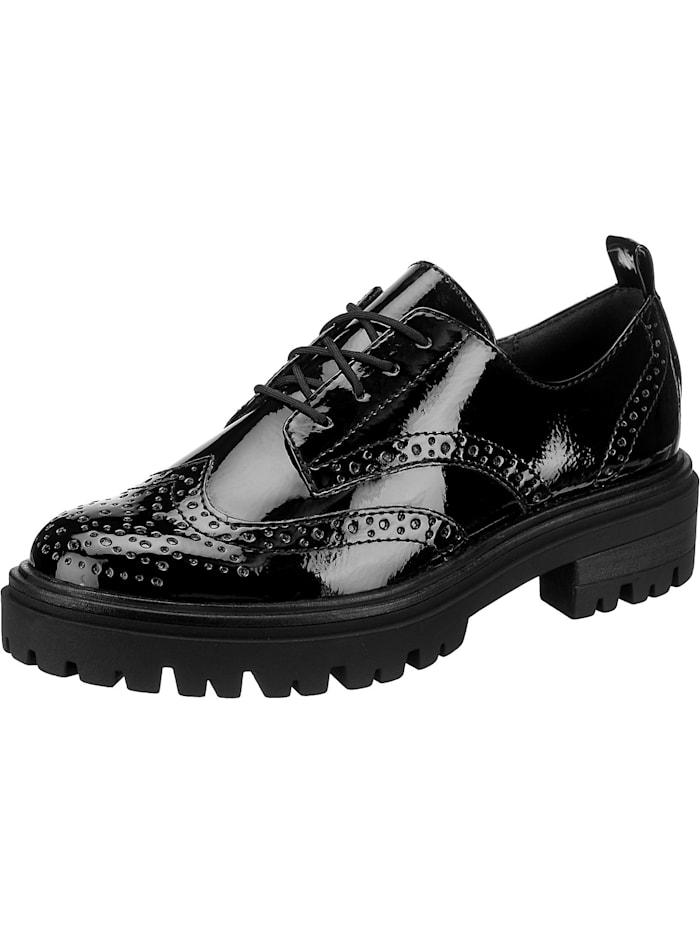 tamaris - Schnürschuhe  schwarz Modell 1