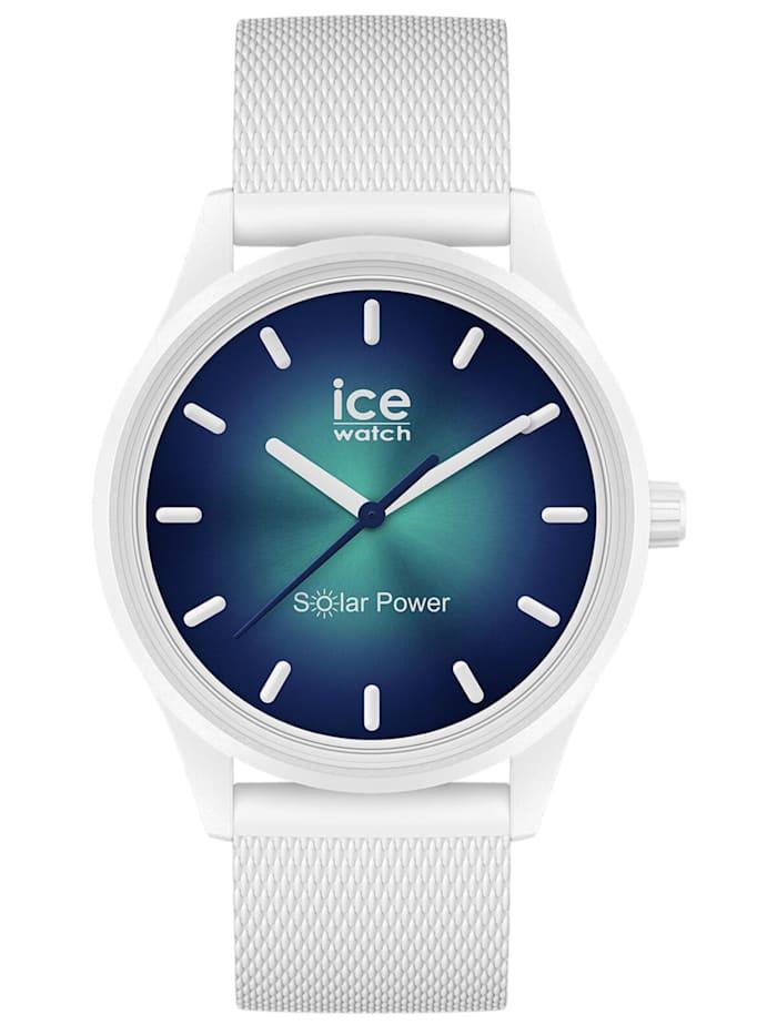 ice watch - Solar Armbanduhr M Abyss  Blau