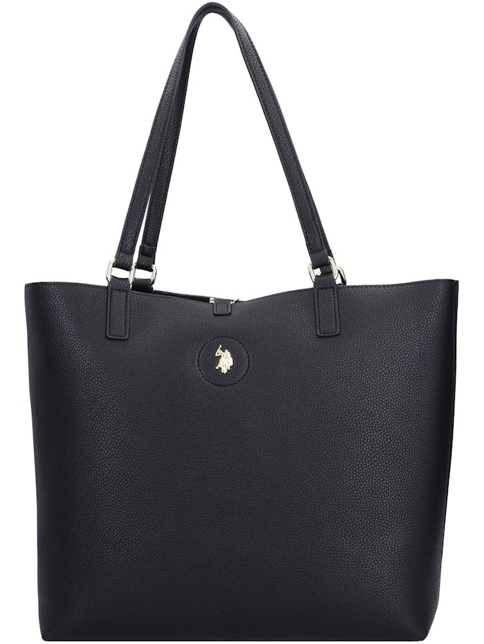 u.s. polo assn. - Rogersville Shopper Tasche mit Wendefunktion 34 cm  black