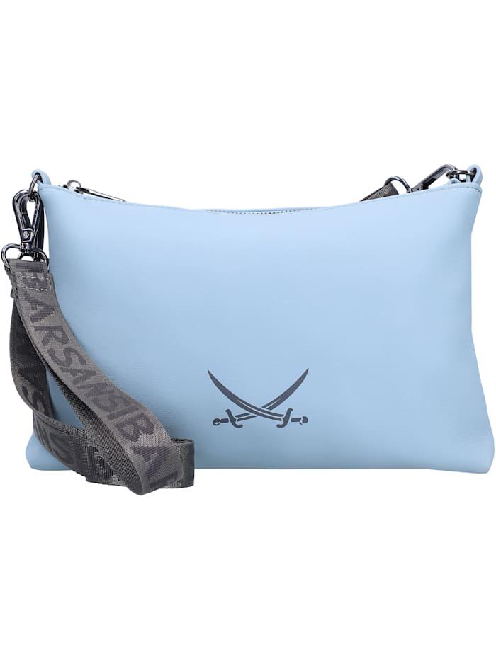 sansibar - Umhängetasche 27 cm  blue