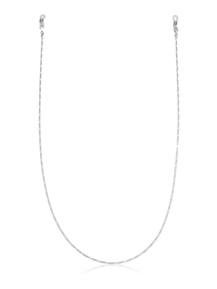 elli - Schmuckzubehör Brillenkette Figaro Eyewear Chain 925 Silber  Silber