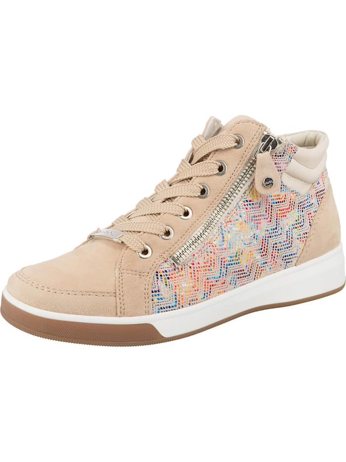ara - Rom Sneakers High  creme