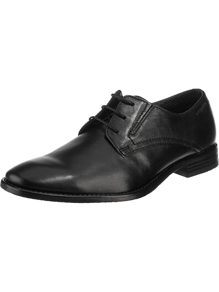 bugatti - Business Schuhe  schwarz