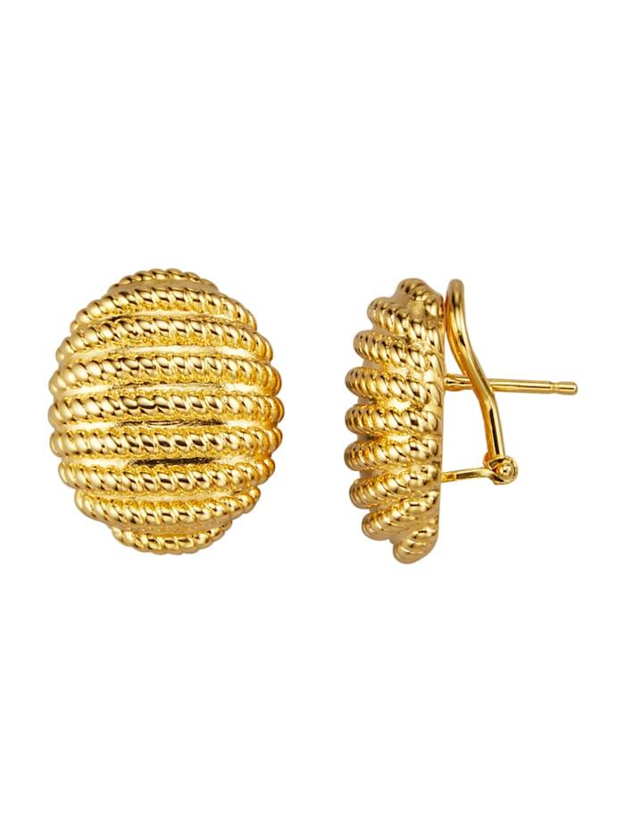 Image of Clip-Stecker Diemer Gold Gelbgoldfarben