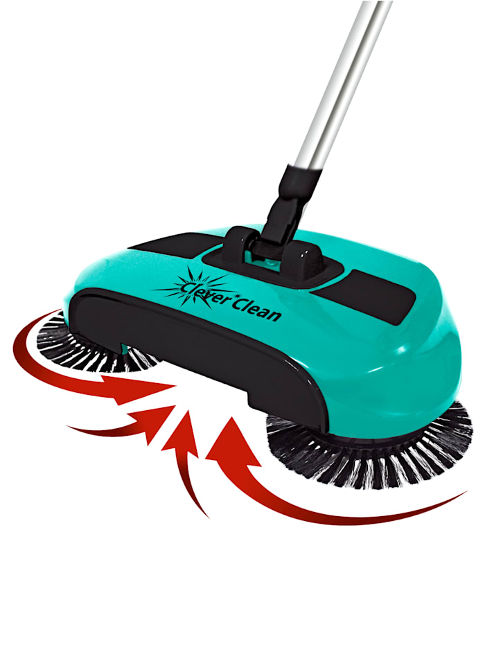 Deze rolveger van teleshop is een handig hulpje in de huishouding! hij helpt u graag bij het schoonmaken....