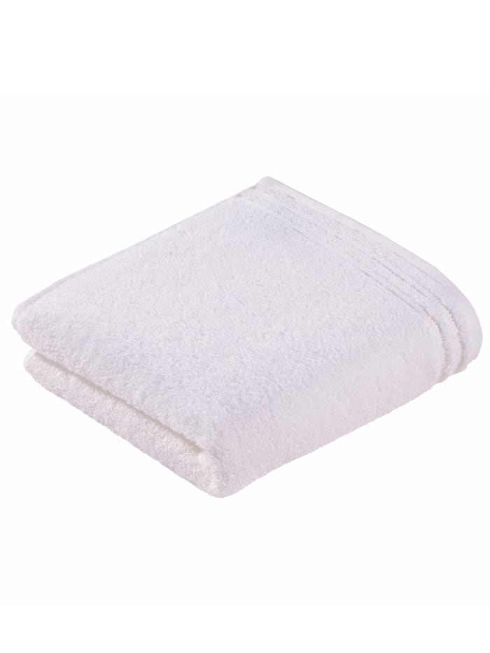 Handdoekenset effen Vossen wit