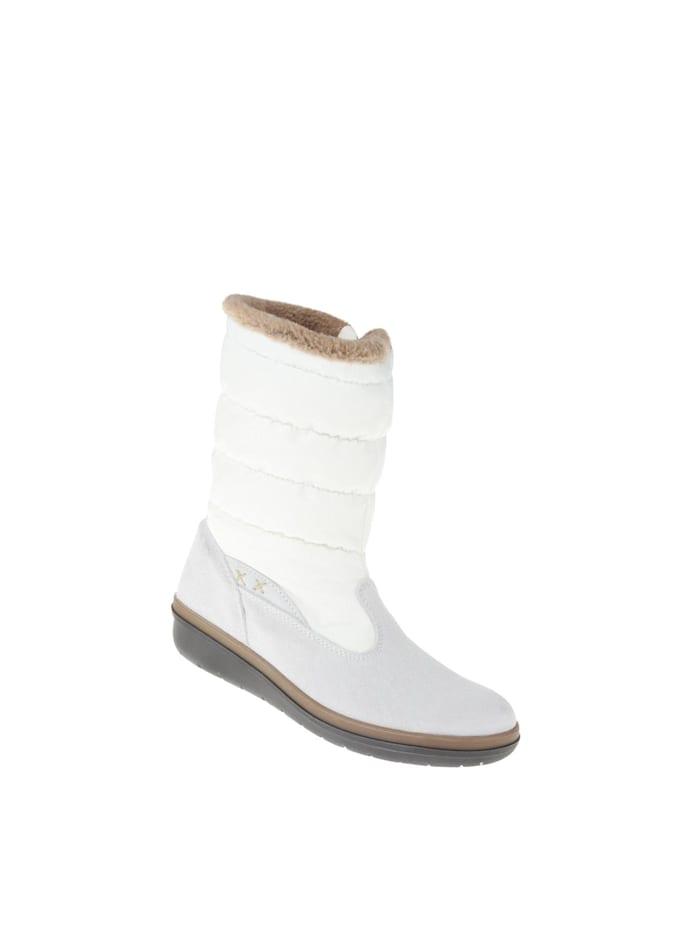 natural feet - Stiefel Aneira  Weiß