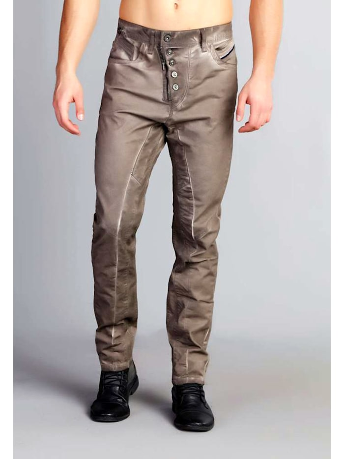cipo & baxx - Jeans im modernen Regular-Fit-Schnitt  Brown