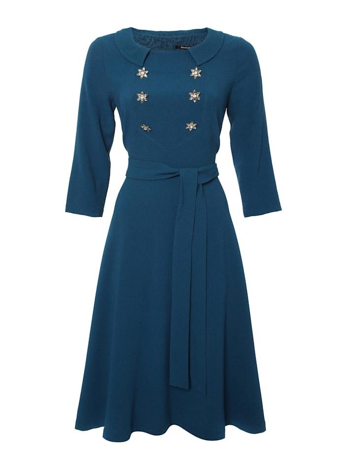 madam-t - Alltagskleid Kleid Vesta  aqua