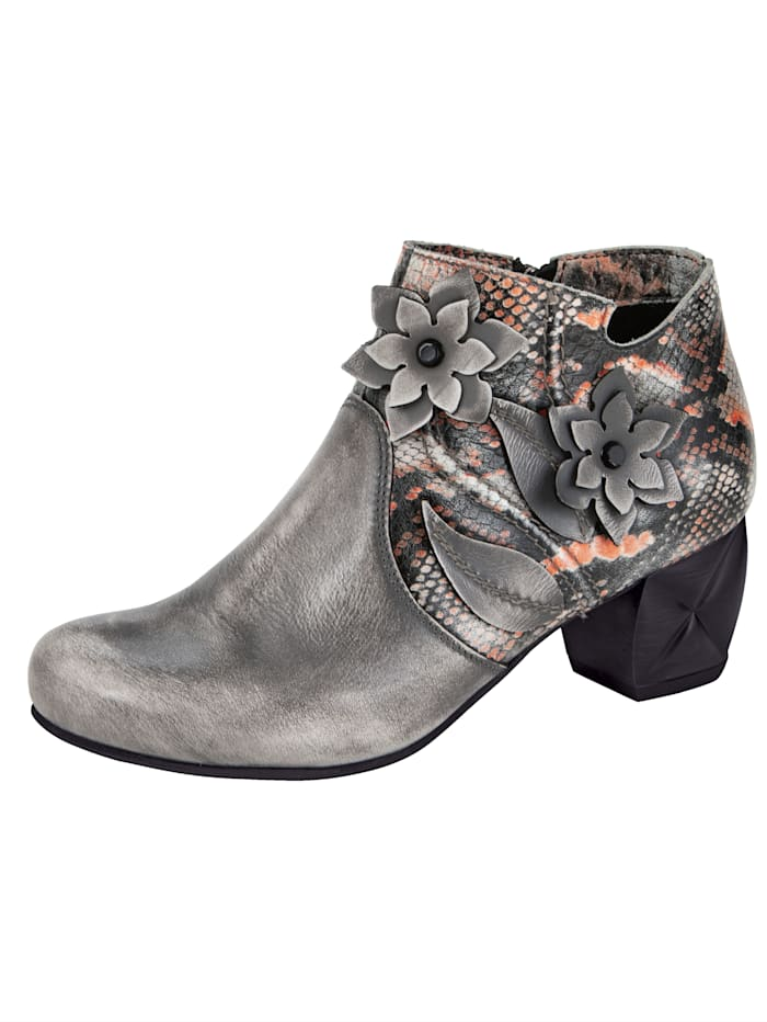 simen - Ankle Boot  Grau