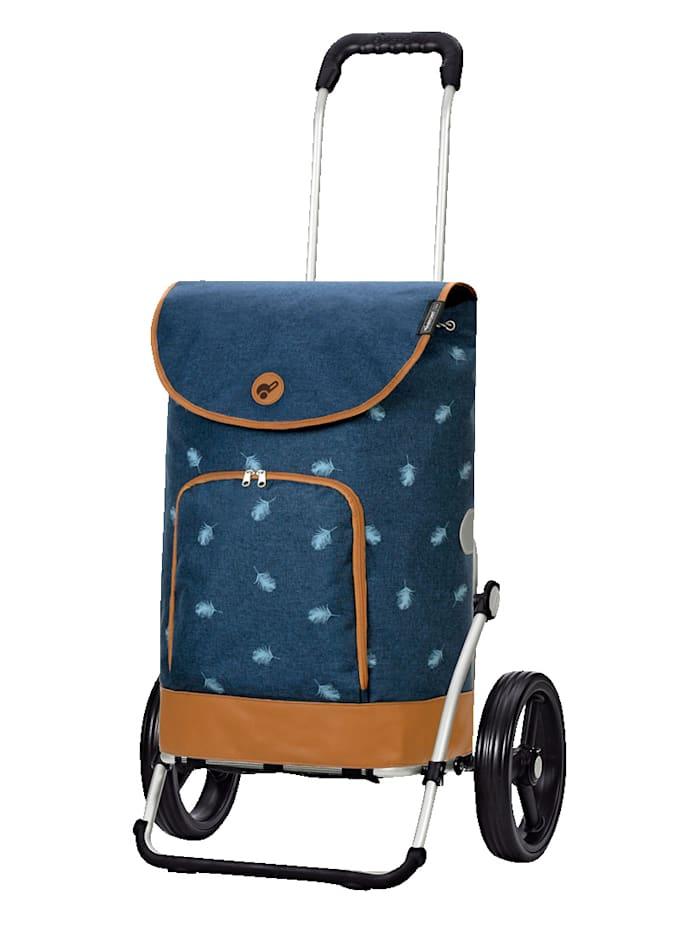 Image of Andersen Royal Shopper Holm Andersen blau