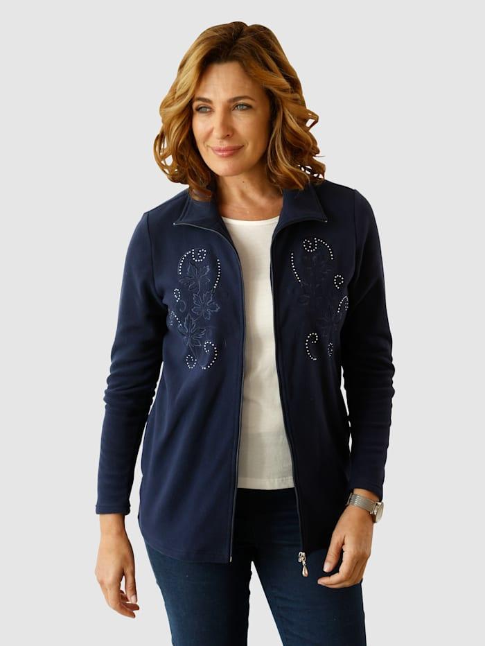 Fleece vest Paola Marine