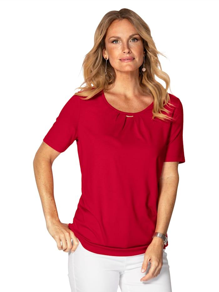 Shirt MONA Rood