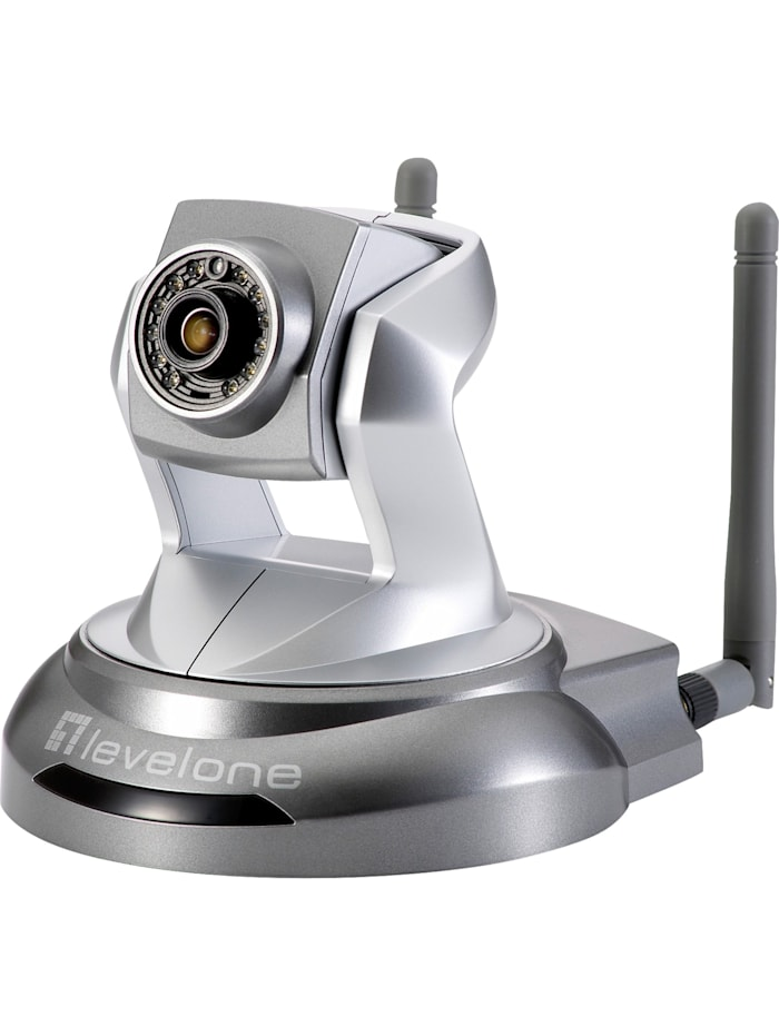 Überwachungskamera WCS-6020 LevelOne Weiß