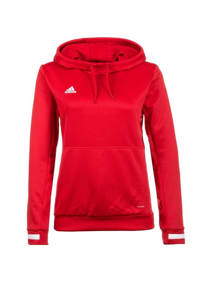 adidas -  Hoodie Team 19  Rot