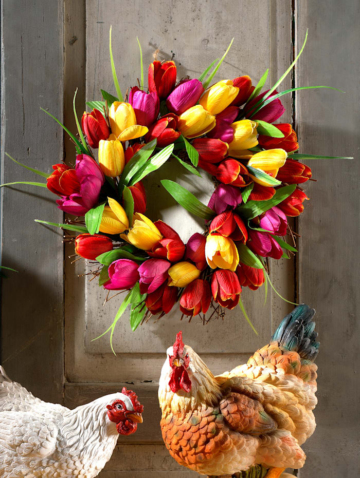 Tulpenkrans KLiNGEL multicolor
