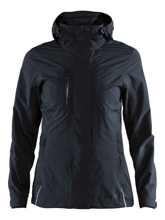 craft - Rain Jacket W  Black