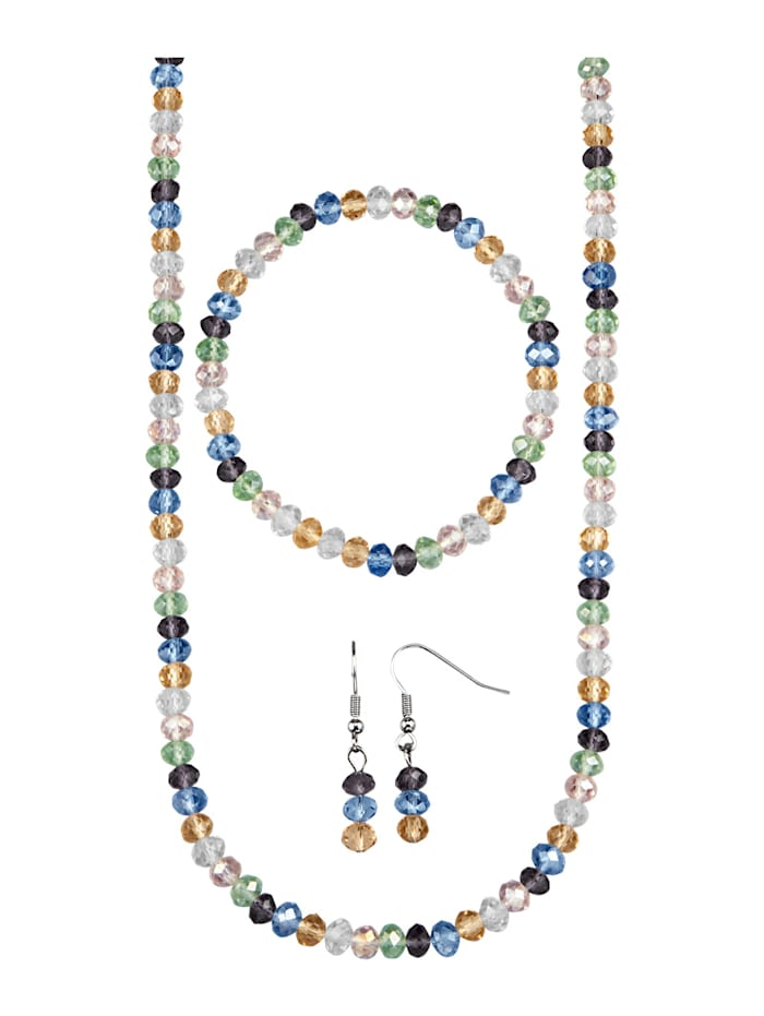 3-delige sieradenset KLiNGEL Multicolor