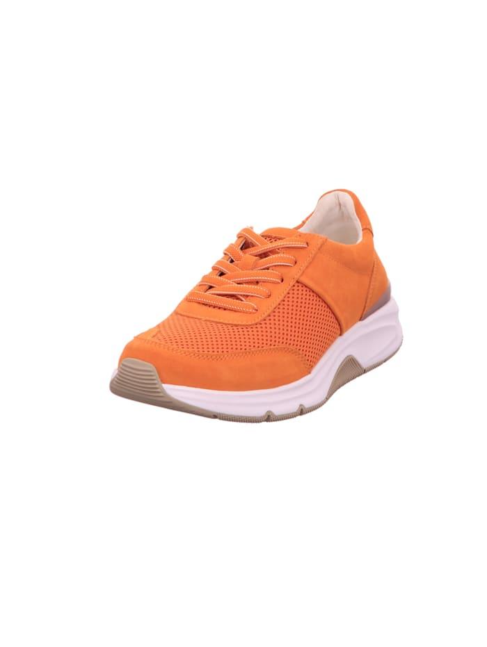 gabor - Schnürschuhe  orange