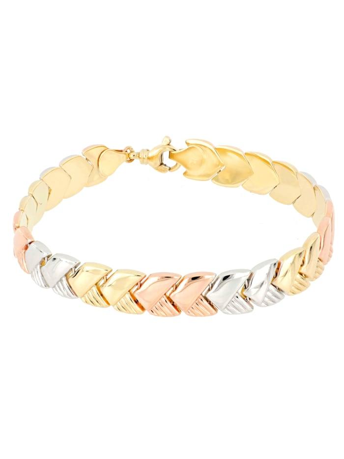 Bracelet tricolore Grazielli Multicolore