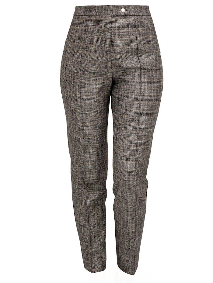 helmidge - Stoffhose Pants  braun