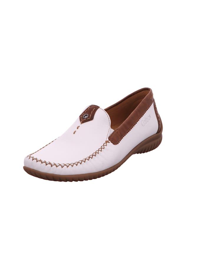 gabor - Slipper  weiß
