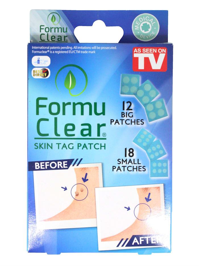 FormuClear Skin Tag Patch Industex blauw