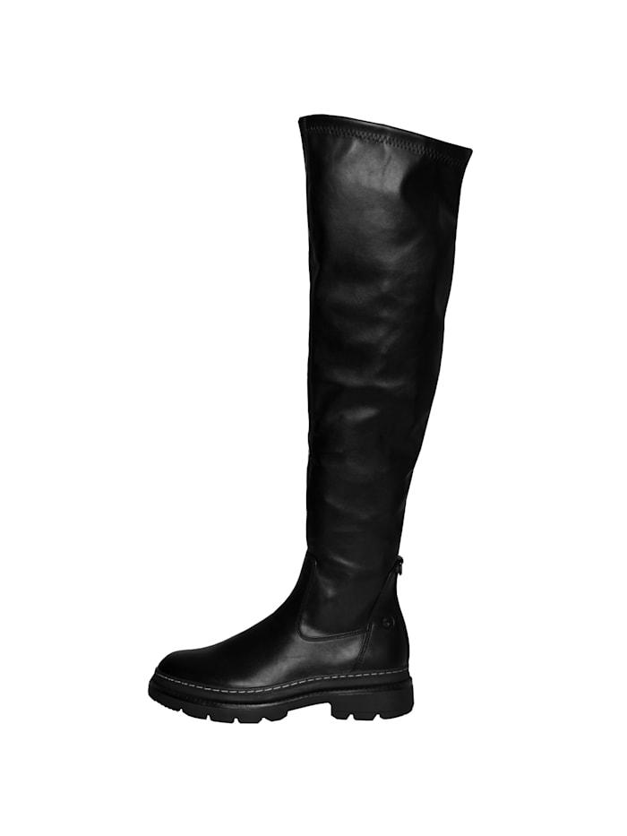 tamaris - Stiefel 1-25603-27  schwarz