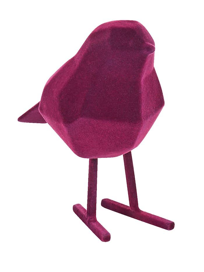 Deko-Vogel, Impressionen living pink
