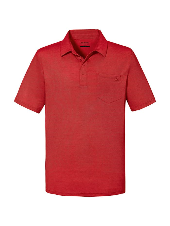 schöffel -  Poloshirt Scheinberg  Rot