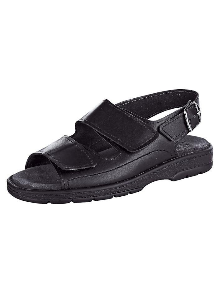 Sandaal FONDA Zwart