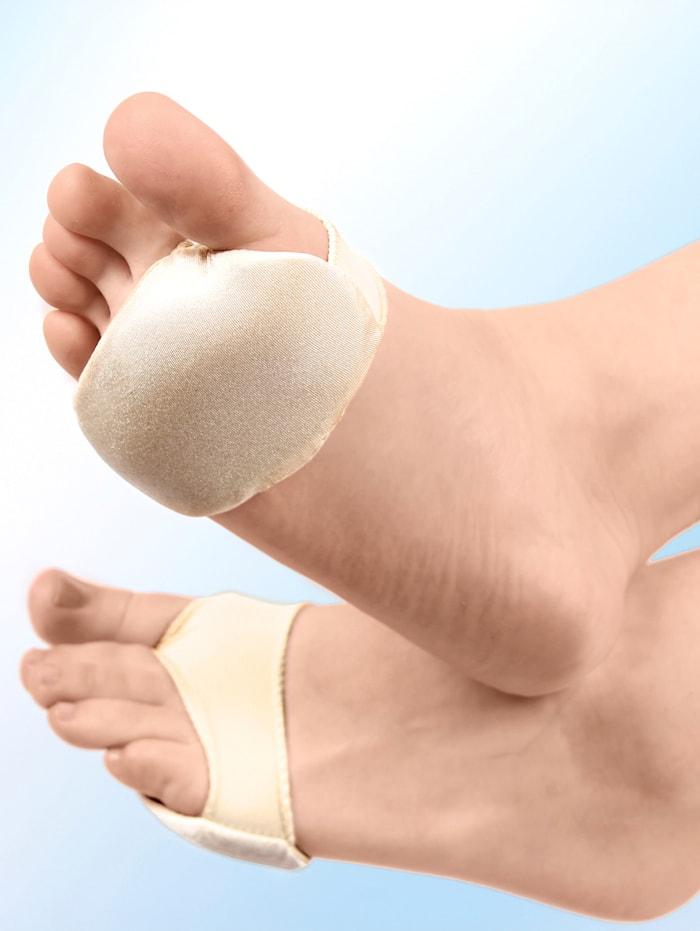 Beschermers voor de bal van de voet Vital Comfort beige