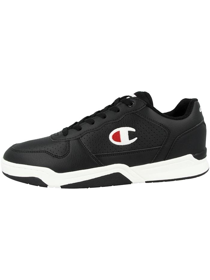 champion - Sneaker low Chicago Heritage Low  schwarz