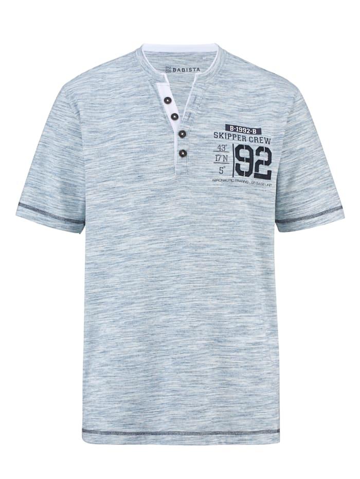 Shirt BABISTA Blauw