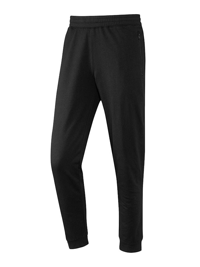 joy sportswear - Freizeithose NICK  black