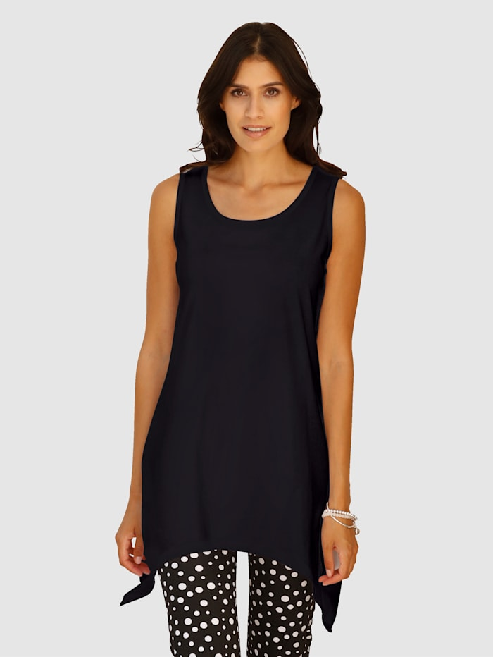 Strandshirt Maritim Zwart
