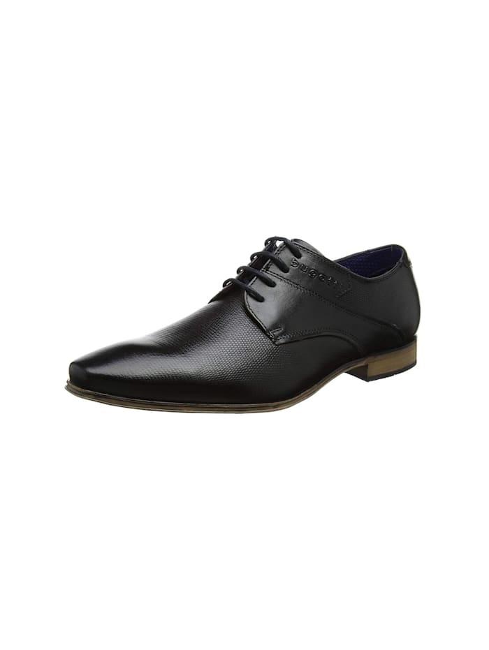 bugatti - Schnürschuhe  schwarz