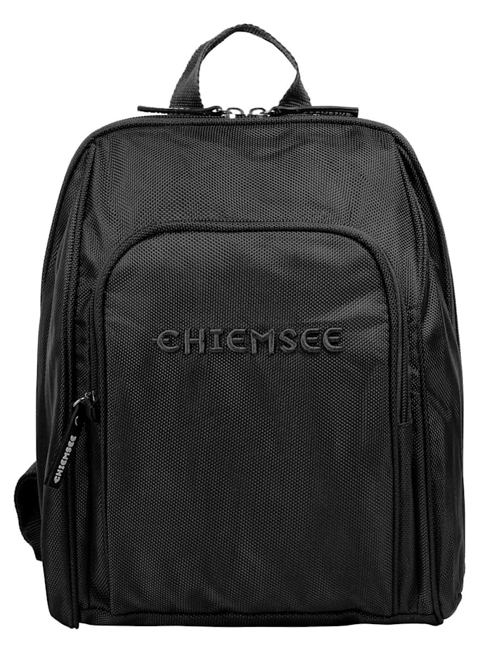 chiemsee - Rucksack  schwarz