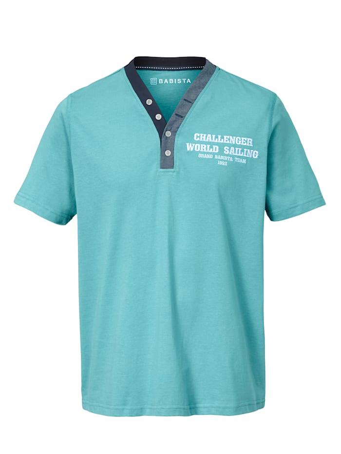 Shirt BABISTA Mint