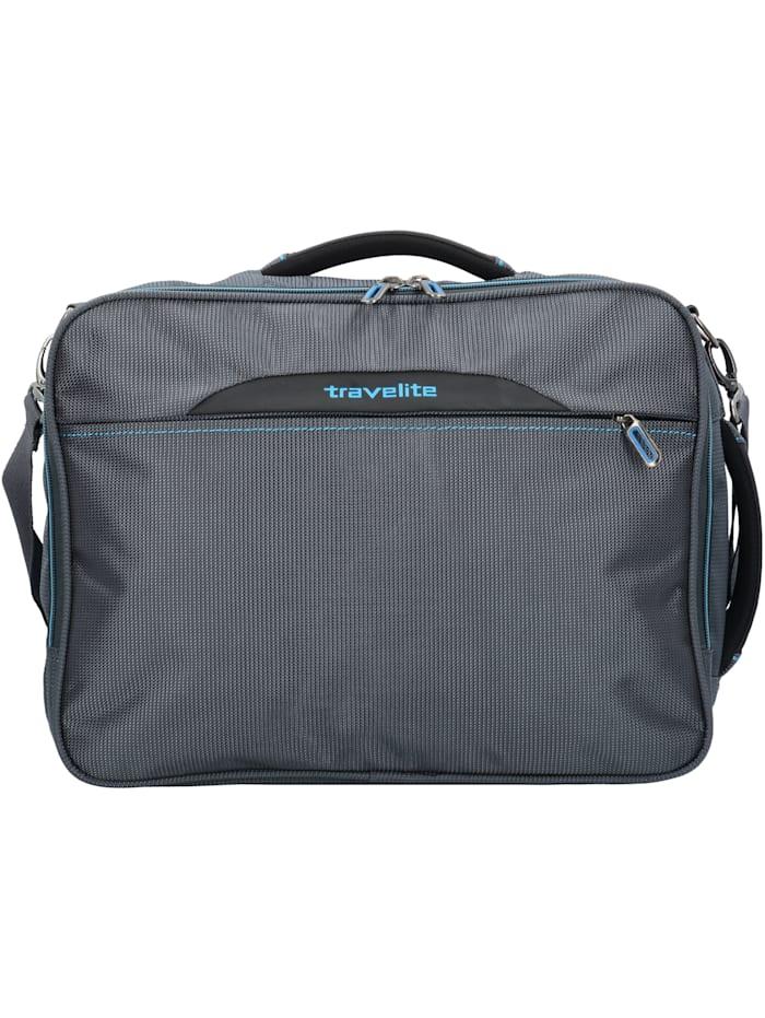travelite - CrossLITE Aktentasche 40 cm Laptopfach  anthrazit